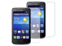 Clear Screenprotector voor Huawei Ascend Y540 (2-pack)