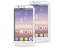 Huawei Ascend Y625 Clear Screenprotector (2-pack)