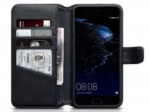 CaseBoutique Leather Case - Leren Huawei P10 Plus hoesje