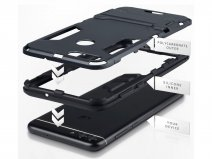 CaseBoutique Dual Layer Case - Huawei P Smart Hoesje