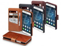 Terrapin Leather Bookcase - Leren Huawei P9 hoesje