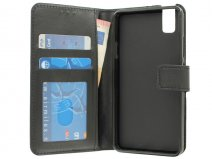 Wallet Book Case - Huawei ShotX hoesje