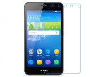 Huawei Y6 Screenprotector Tempered Glass