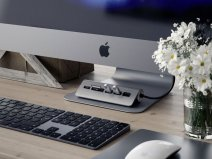 Satechi Aluminium USB-C Hub en Kaartlezer - Space Grey