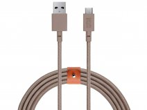 Native Union Belt Cable XL - Design USB-C kabel (3m)