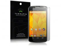 Clear Screenprotector voor LG Nexus 4 E960 (2-pack)