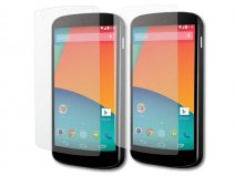 Clear Screenprotector voor LG Google Nexus 5 (2-pack)