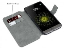Covert UltraSlim Book Case - LG G5 hoesje