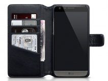 Terrapin Leather Wallet Case - LG G5 hoesje