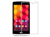 LG Leon Screenprotector Glas - Tempered Glass
