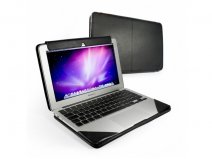 Tuff-Luv Kunstleren Case Hoes voor MacBook Air 11''