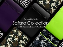 More Safara Collection - Sleeve voor MacBook Pro (15 inch)
