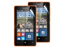 Clear Screenprotector voor Microsoft Lumia 532 (2-pack)