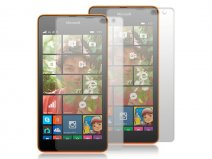 Clear Screenprotector voor Microsoft Lumia 535 (2-pack)