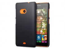 CaseBoutique Frosted Hard Case - Microsoft Lumia 535 hoesje