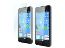 Microsoft Lumia 550 Screenprotector 2-pack