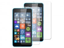 Clear Screenprotector voor Microsoft Lumia 640 (2-pack)