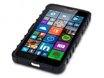 Rugged Case - Hoesje voor Microsoft Lumia 640