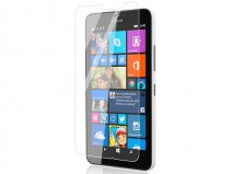 Microsoft Lumia 640 XL Tempered Glass - Sterke Glazen Screenprotector
