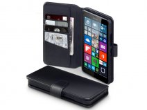 CaseBoutique Leather Wallet Case - Hoesje voor Microsoft Lumia 640 XL