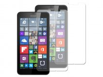 Clear Screenprotector voor Microsoft Lumia 640 XL (2-pack)