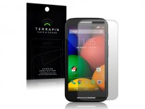Clear Screenprotector voor Motorola Moto E (2-pack)