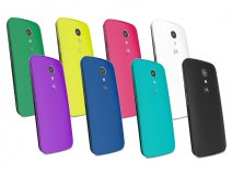 Originele Motorola New Moto G (2014) Shell Backcover