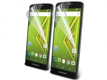 Motorola Moto X Play Screenprotector 2-pack