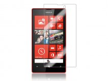 Nokia Lumia 520 Matte Anti-Fingerprint Screen Protector