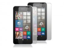 Clear Screenprotector voor Nokia Lumia 530 (2-pack)