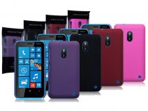 Terrapin Frosted Hard Case Hoesje voor Nokia Lumia 620