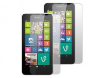 Clear Screenprotector voor Nokia Lumia 630/635 (2-pack)