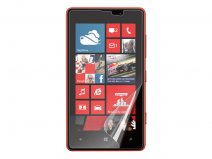 Muvit Screenprotector (2-pack) voor Nokia Lumia 820