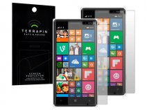Clear Screenprotector voor Nokia Lumia 830 (2-pack)