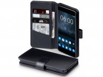 CaseBoutique Leather FlipCase - Leren Nokia 6 hoesje
