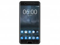 Nokia 6 Screenprotector Tempered Glass