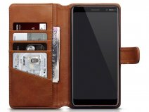 CaseBoutique Case Cognac Leer - Nokia 7 Plus Hoesje