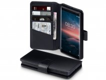 CaseBoutique Leather Wallet - Nokia 8 Sirocco Hoesje
