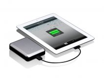 Just Mobile Gum Max Powerbank - 10400mAh (2.1A output)