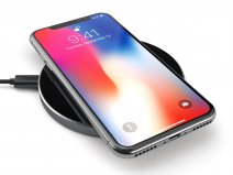 Satechi Aluminium QI Wireless Charger - Space Grey