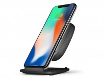 Zens Qi Fast Wireless Charger Stand - 15W Draadloze Lader
