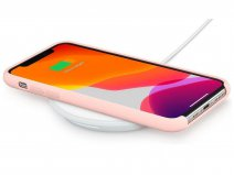 Mophie Wireless Charging Pad Wit - Draadloze Oplader