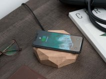 Oakywood Wireless Charger Oak - Draadloze Oplader van Hout