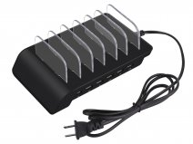 Powerstation 6-port Charger - Oplader voor 6 Devices