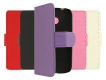 Classic Book Case Hoesje voor Samsung Galaxy Ace Style