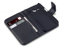 Terrapin Leather Wallet Case - Samsung Galaxy Ace 4 hoesje