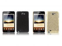 Sparkle Hard Case - Samsung Galaxy Note N7000 Hoesje