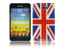 Great Brittain Flag Case Hoes voor Samsung Galaxy Note