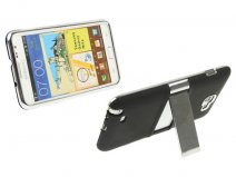 Kickstand Hard Case - Samsung Galaxy Note N7000 Hoesje