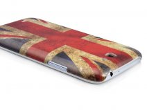 Great Brittain Vintage Case Samsung Galaxy Note 2